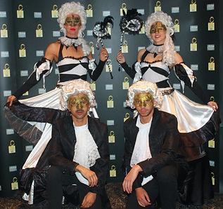 WinterWorks Entertainment - Venetian Masquerade - Dance show - Production show - Masquerade - events - entertainment - liverpool