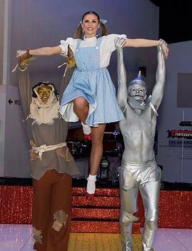WinterWorks Entertainment - Wizard of Oz - Dancers - Singers - Production Show - Events - entertainment