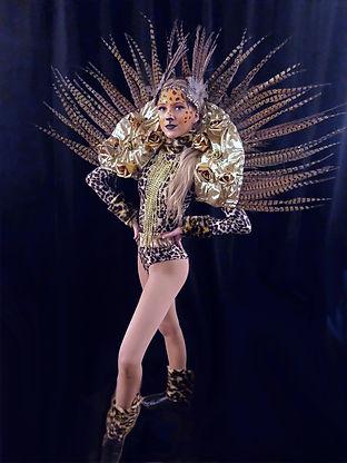 WinterWorks Entertainment - Animal Theme - Cheetah - Events - Dancers