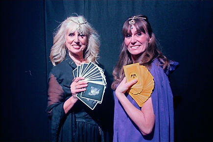 WinterWorks Entetainment - Tarot Readers - Events