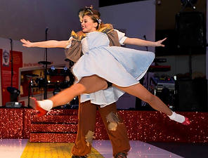 WinterWorks Entertainment - Wizard of Oz - Production Show - Dancers - event entertainment
