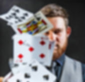 WinterWorks Entertainment - Magicians - Close up Magic - Magic shows - Pick pockets for events