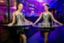 WinterWorks Entertainment - Canapé Trays - Giveaways - Hospitality - Events