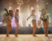 WinterWorks Entertainment - Showgirls - dancers - Moulin Rouge entertainment - event entertainment