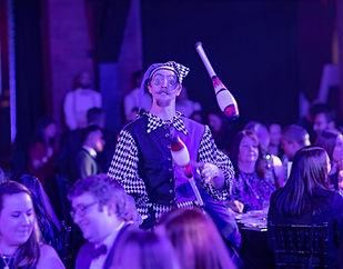WinterWorks Entertainment - Circus - Circus theme - Jugglers - Juggler - Circus Act - Circus Show - Event Entertainment