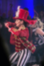 WinterWorks Entertainment - Circus Theme - Rong Master - Dancers - Circus Flash mob  - Greatest Showman dancers