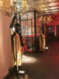 WinterWorks Entertainment - Living Statues - Candelabra - Luxury Events