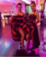 WinterWorks Entertainment - Moulin Rouge Entertainment - Moulin Rouge Theme - cancan dancers - cancan hospitality - event entertainment