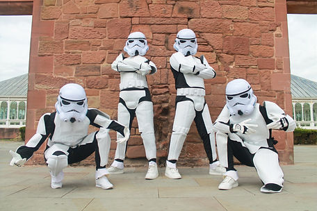 WinterWorks Entertainment - Storm Troopers - Meet and greet - Dancers - Events