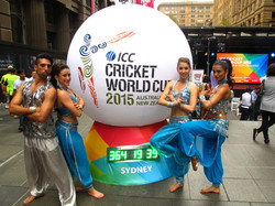 ICC Cricket World Cup for Gandhi Creations