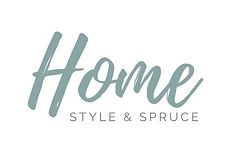 Home Style and Spruce logo