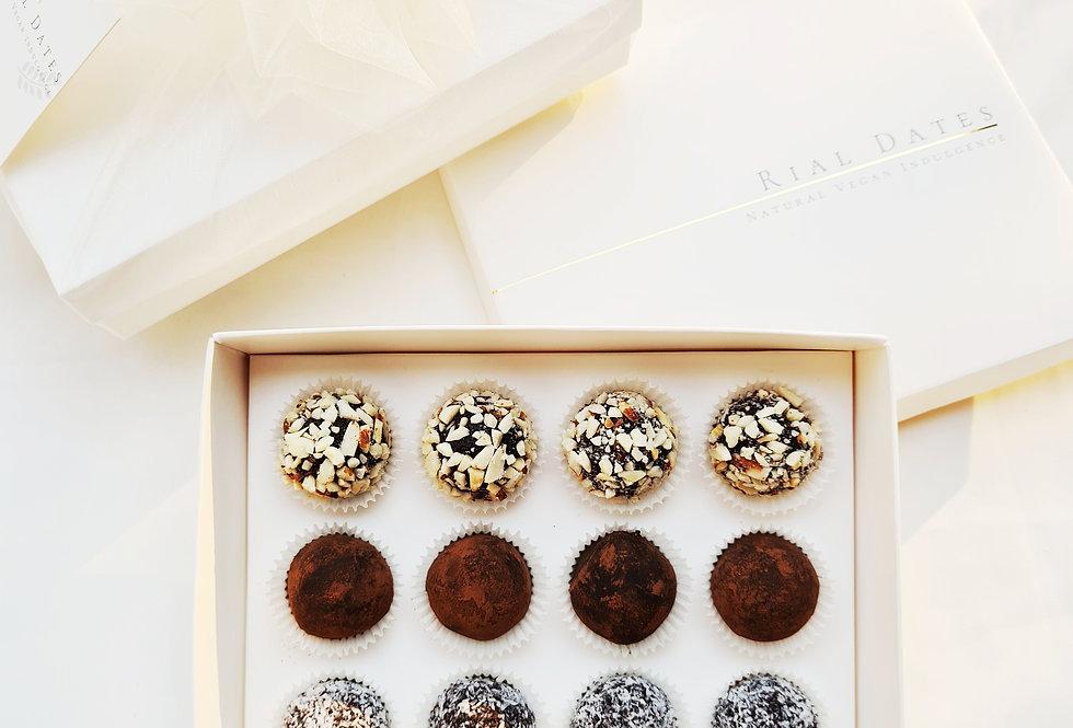 Assorted Choco Truffles Original