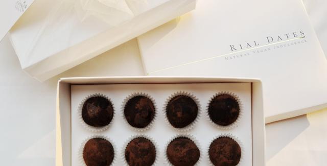 Assorted Choco Truffles Chocolate Lover