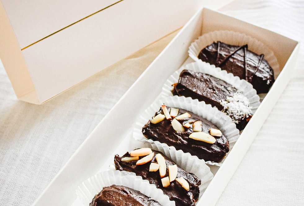 Assorted Dipped Dates