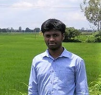 Sharad Patil, Founder & CEO,  Farmer's son, with 7 years of experience as R&D expert leader with former expertise in aeromodelling. Guiding and fueling the company's success with active upward and downward communication strategy.