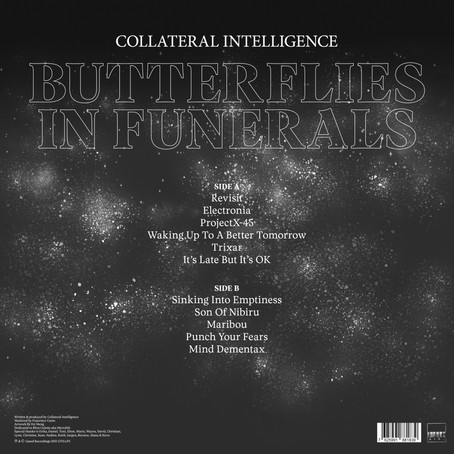 REVIEW: Collateral Intelligence presents Butterflies in Funerals
