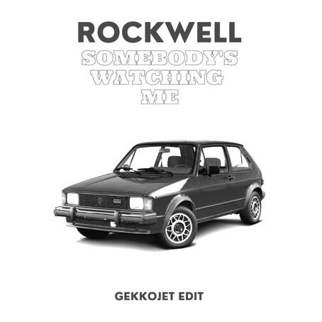CHROMATIC EDITS 02: Rockwell - Somebody's Watching Me (GekkoJet Edit)