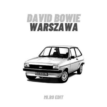 CHROMATIC EDITS 03: David Bowie - Warszawa (MI.RO Edit)
