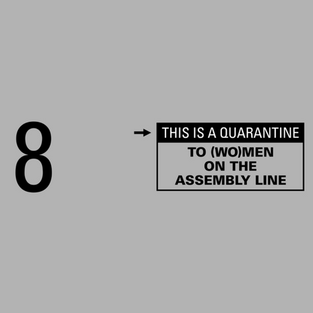 Arnaud Rebotini - To (Wo)Men On The Assembly Line