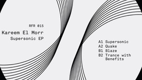 Kareem El Morr – Supersonic (RFR)