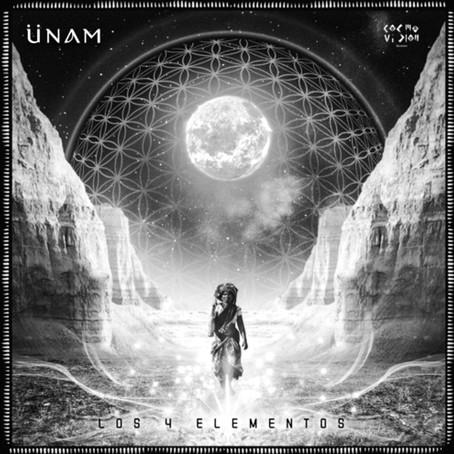 REVIEW: ÜNAM & Lola Nahual - Los 4 Elementos [Cosmovision]