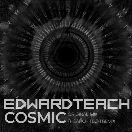 REVIEW: Edwarteach presenta «Cosmic» en 33 Degrees Fahrenheit