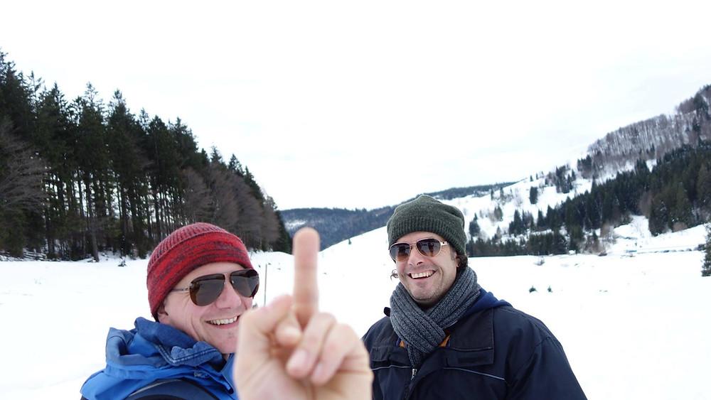 Eric & Markus