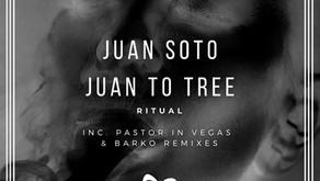 REVIEW: Juan Soto presenta Ritual [Espacio Cielo]