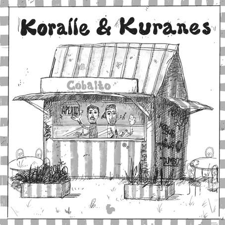 Koralle & Kuranes - Cobalto [Melting Pot Music]