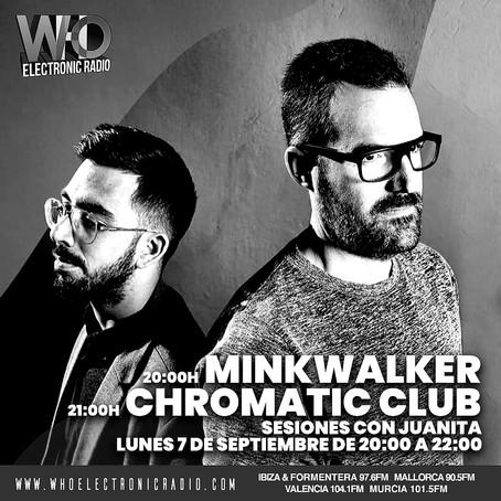 Chromatic Club - Sesiones Con Juanita (Who Electronic Radio)