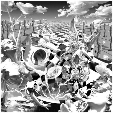 Little Snake - Fallen Angels                (feat Flying Lotus) [Brainfeeder]