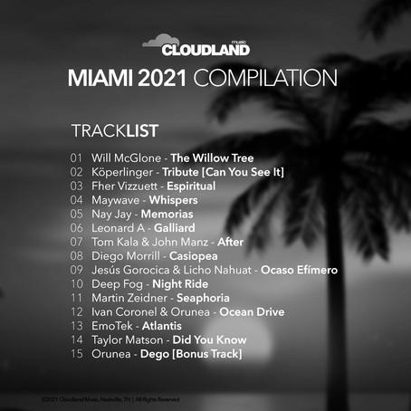 INTERVIEW: Cloudland Music: Miami 2021