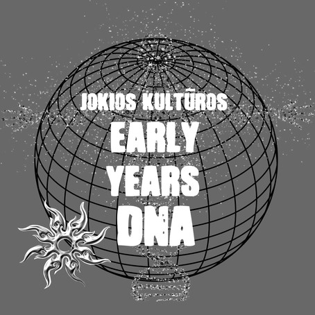 PREMIERE: Jokios Kultūros - Icey Synth [Electric Shapes]