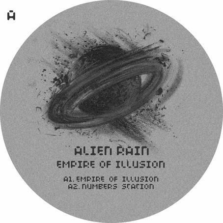 Alien Rain - Empire Of Illusion [UFO Inc]