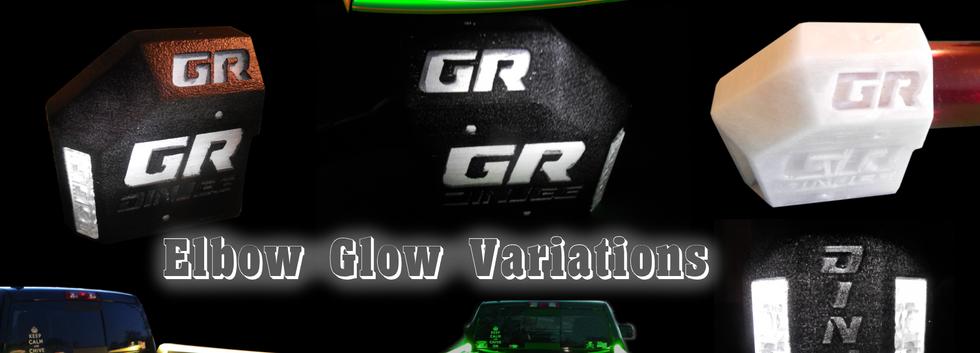 Signal Glorails elbow options