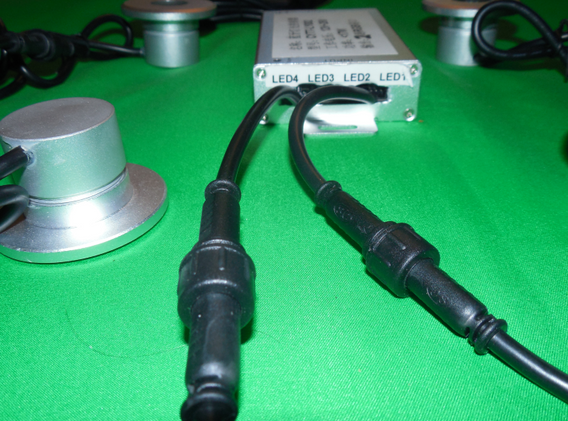 RGB Universal Glorails Wiring