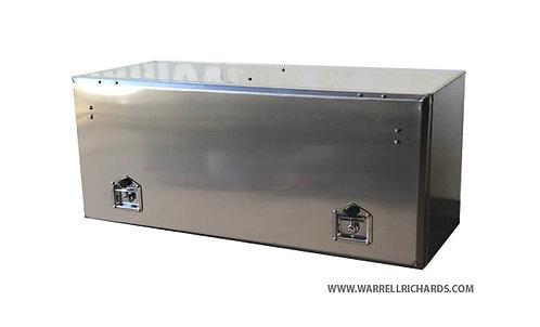 W1200XD500XH500 Aluminium Truck toolbox, Trailer Low Loader storage