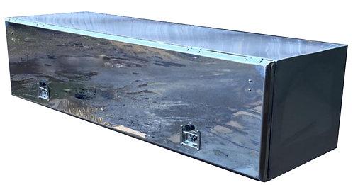 W2000XD600XH500 Matt Stainless, Mirrored lid truck tool box, Scania R 450 ect...