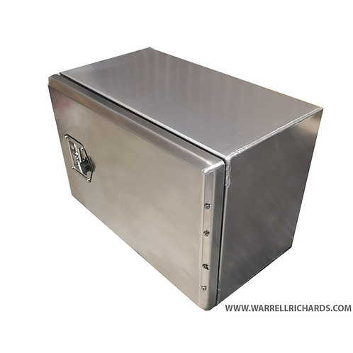 W600XD350XH400 Aluminium truck toolbox, Tractor unit side locker storage