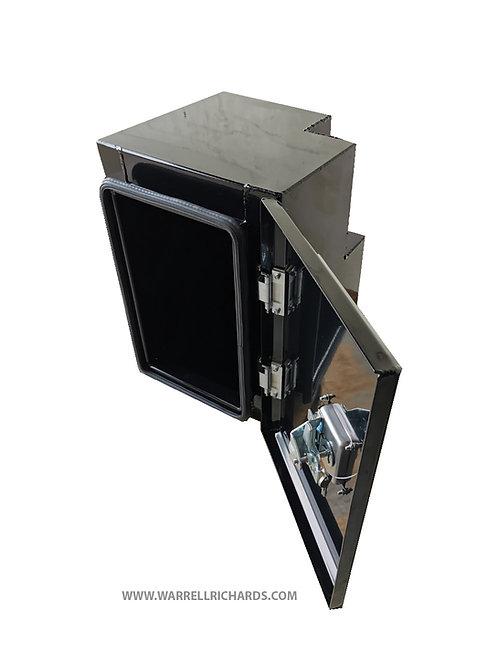 W350XD400XH500 JONH DEERE TOOLBOX TRACTOR ALUMINIUM TOOLBOX - JOHN DEERE 7290R