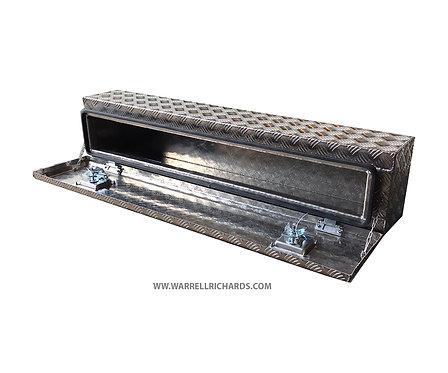 W1200XD250XH250 Aluminium chequer tool box, Truck box, Trailer car transporter