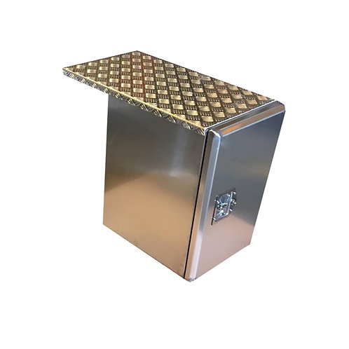 W395XD500XH600 Stainless Truck Toolbox DAF, Volvo, MAN, Iveco,Scania side locker