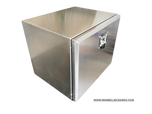 W600XD250XH250 aluminium truck toolbox, H&S first aid box, PPE storage box