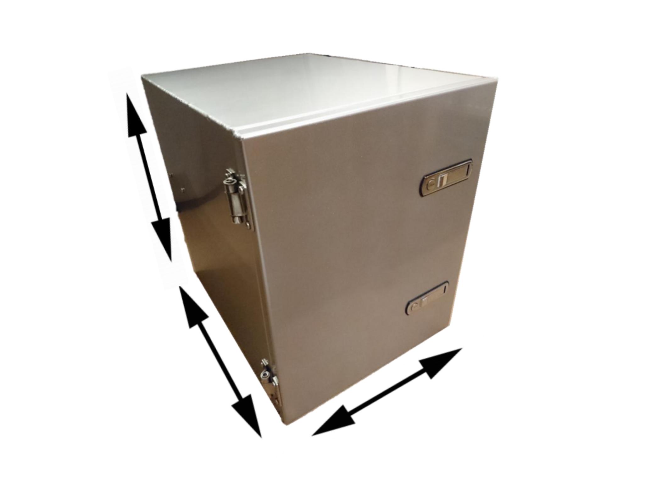 Made to measure Aluminium Boxes   Warrell Richards