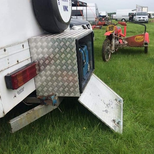 W1000 x D500 x H600 Campervan toolbox, Motor home Back Box, CaravanTruck Toolbox