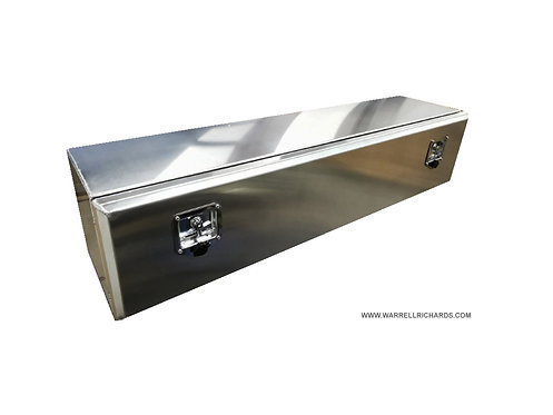 W1500XD350XH300 Stainless Truck toolbox, Tipper HGV recovery trailer locker box