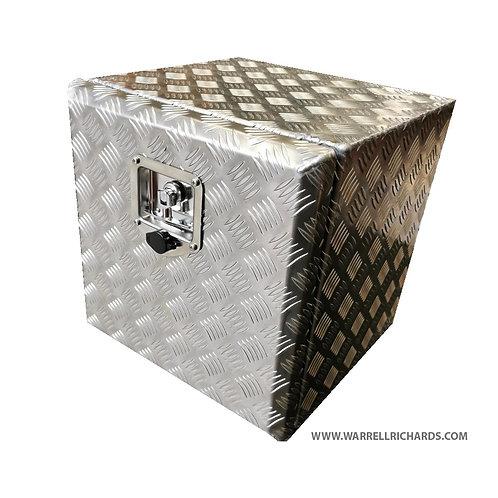 W600XD600XH600 Aluminium chequer plate tool box, Scania side locker, chassis box