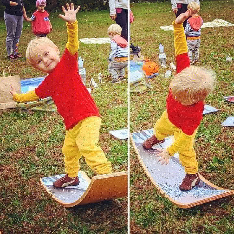 Namaste and Play!