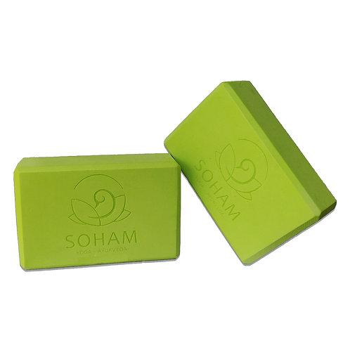 Yoga Block - Green