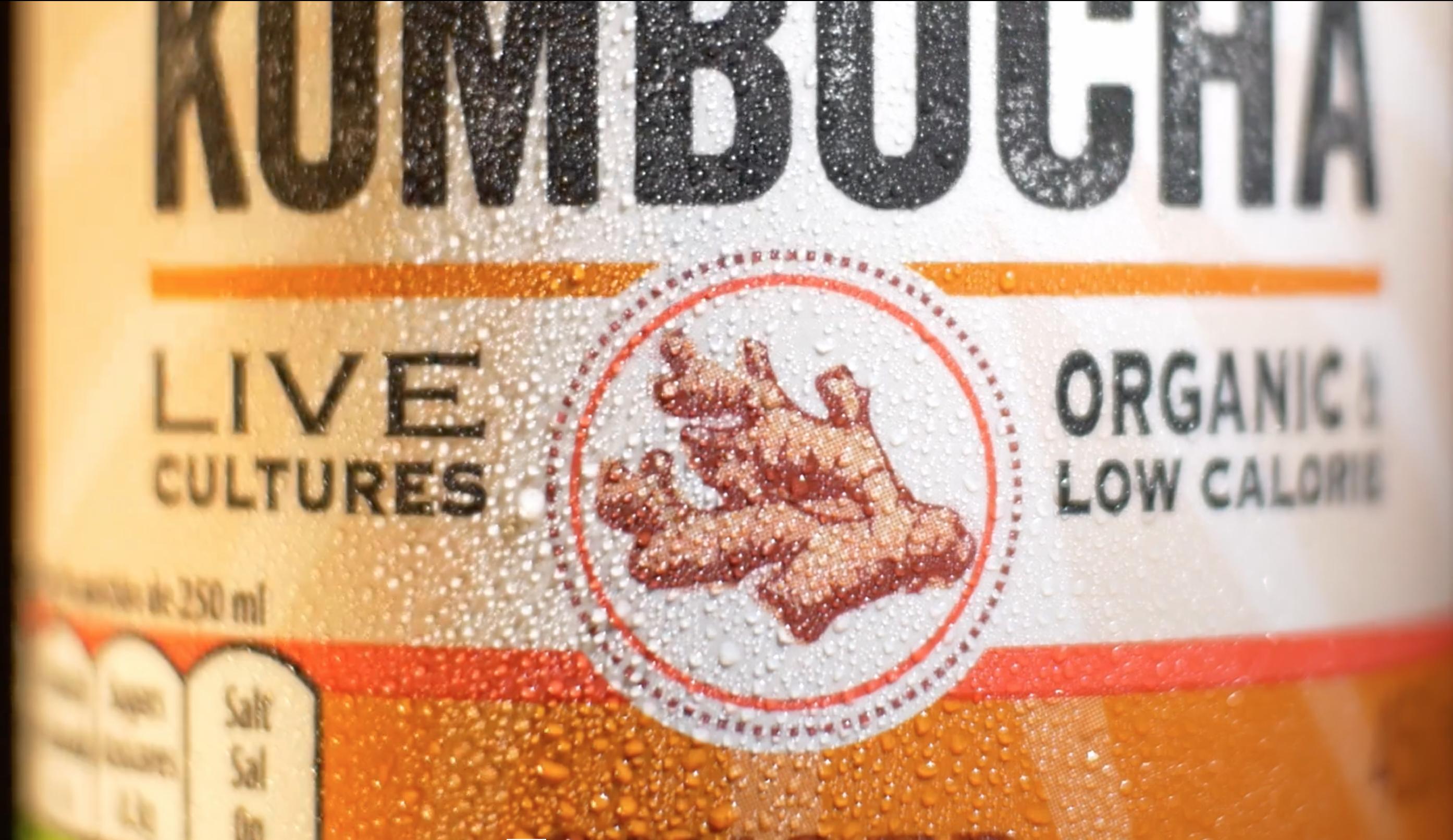 Kevita Kombucha Soft Drink